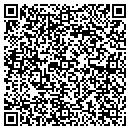 QR code with B Original Signs contacts
