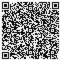 QR code with R M Wickett & Sons contacts