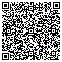 QR code with C & O Marine LLC contacts