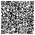 QR code with L & B Color Printing contacts
