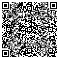 QR code with M K Arthaud Interior Design contacts