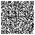 QR code with B & A Heating & Service contacts