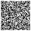 QR code with K I M C O Inc contacts