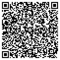 QR code with R & R Guide Service contacts