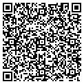 QR code with E & D Water Wells & Pile Drvng contacts