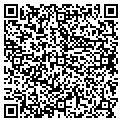 QR code with Almost Heaven Therapeutic contacts