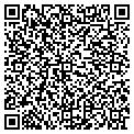 QR code with Hanas C & Sons Construction contacts