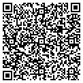 QR code with M & M Development contacts