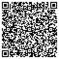 QR code with R & R Superpaint contacts
