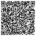 QR code with B M Maintenance & Remodeling contacts