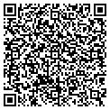 QR code with F & W Construction Co Inc contacts