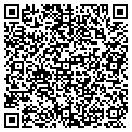 QR code with M & R Fish Peddlers contacts