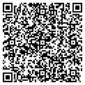 QR code with B & C Carquest contacts