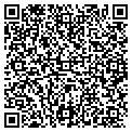 QR code with C & C Tops & Bottoms contacts