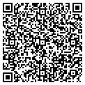 QR code with J & W's Fast Foods contacts