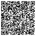 QR code with S & J Unlimited contacts