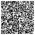 QR code with K & H Painting Inc contacts