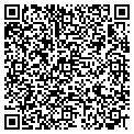 QR code with USKH Inc contacts