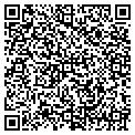 QR code with K & A Enterprise Herbalife contacts