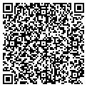 QR code with P J's Sports Supply contacts
