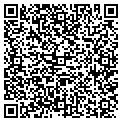 QR code with H & H Industrial Inc contacts