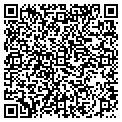 QR code with J & D Automotive Enterprises contacts