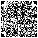 QR code with J & V Drywall & Plaster contacts