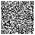 QR code with M & M Alaska Construction contacts