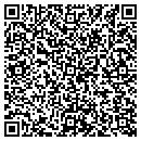 QR code with N&P Construction contacts