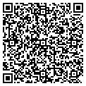 QR code with G & J Refrigeration contacts