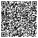 QR code with J & H Sewing & Vacuum contacts