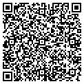 QR code with B & C Laundromat contacts