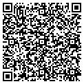 QR code with B & D Lambs Construction contacts
