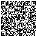 QR code with D & W Sales & Construction contacts