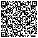 QR code with H & S Warehouse Inc contacts