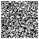 QR code with M & J DRAINS $99 contacts