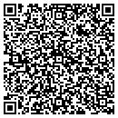 QR code with B&B Construction contacts