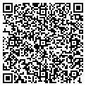 QR code with H & S Lighted Boys contacts