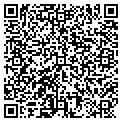 QR code with D & M 1 HOUR Photo contacts