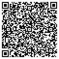 QR code with B & D Lambs Construction Inc contacts