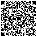 QR code with D & L Archery contacts