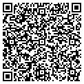 QR code with P T's Home Cleaning Service contacts