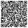 QR code with B & I Construction contacts