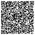 QR code with B & B Automatic Transmission contacts