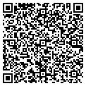QR code with Kim's Alterations contacts