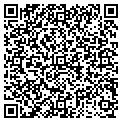 QR code with C & S Realty contacts