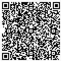 QR code with B & R Construction contacts