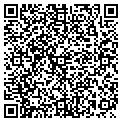 QR code with R & S Hydro Seeding contacts