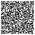 QR code with W & W Company of Alaska Inc contacts