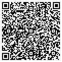 QR code with J & J Masonry contacts